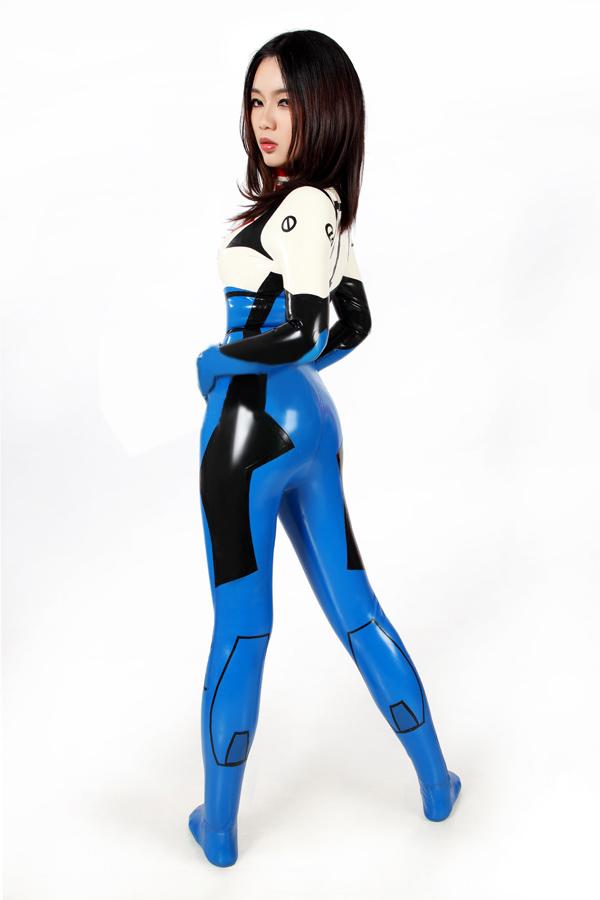 Blue Thunder Space Plugsuit