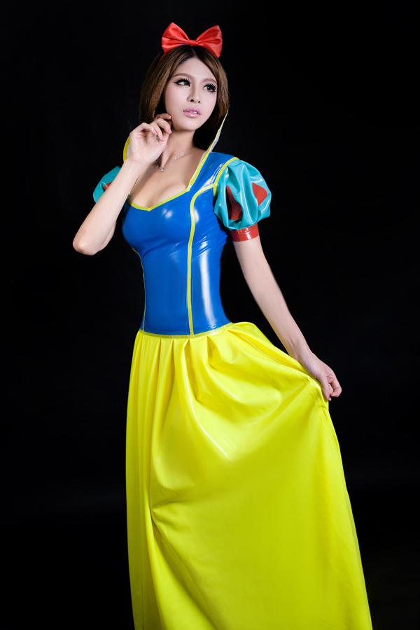Snow White Inspired