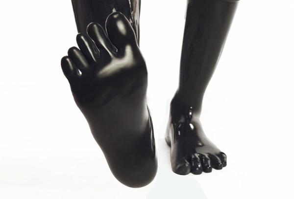 5 Finger Toe Punch