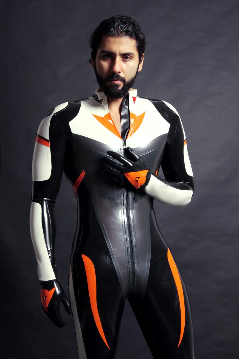 Custom Moto Suit CANV15279
