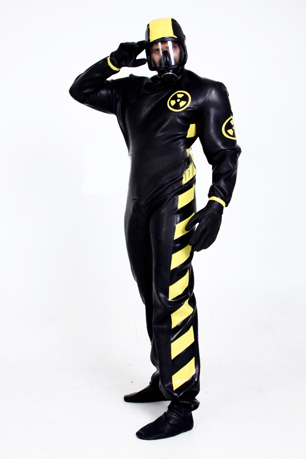 U+2623 Suit