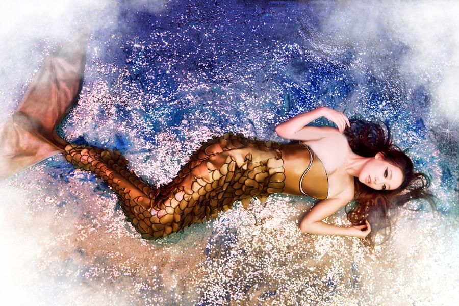 Full Mermaid