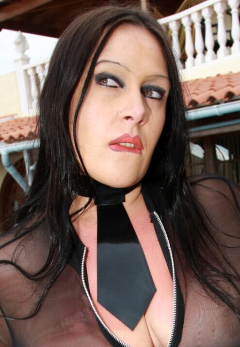 Secretary Latex Tie
