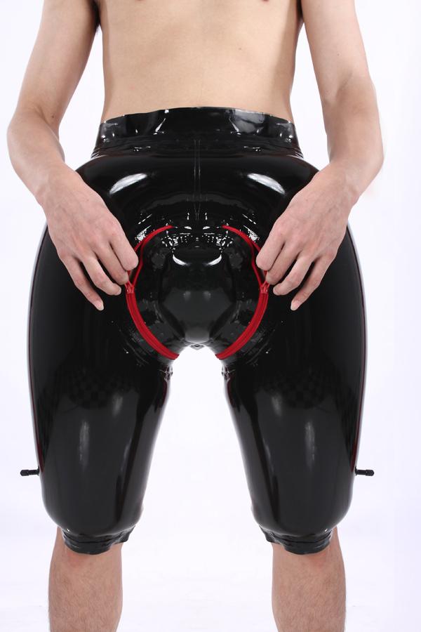 Loony Zipper Crotch