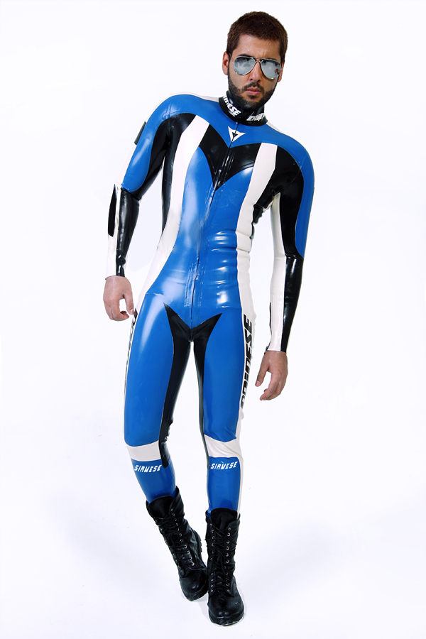 Custom Moto Suit CANV779