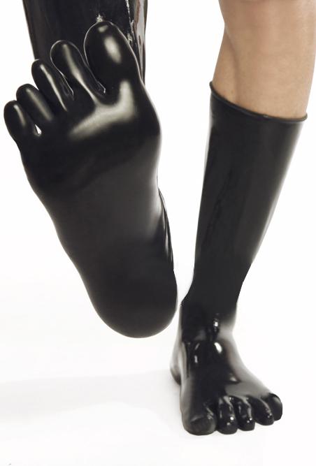 Short toe socks