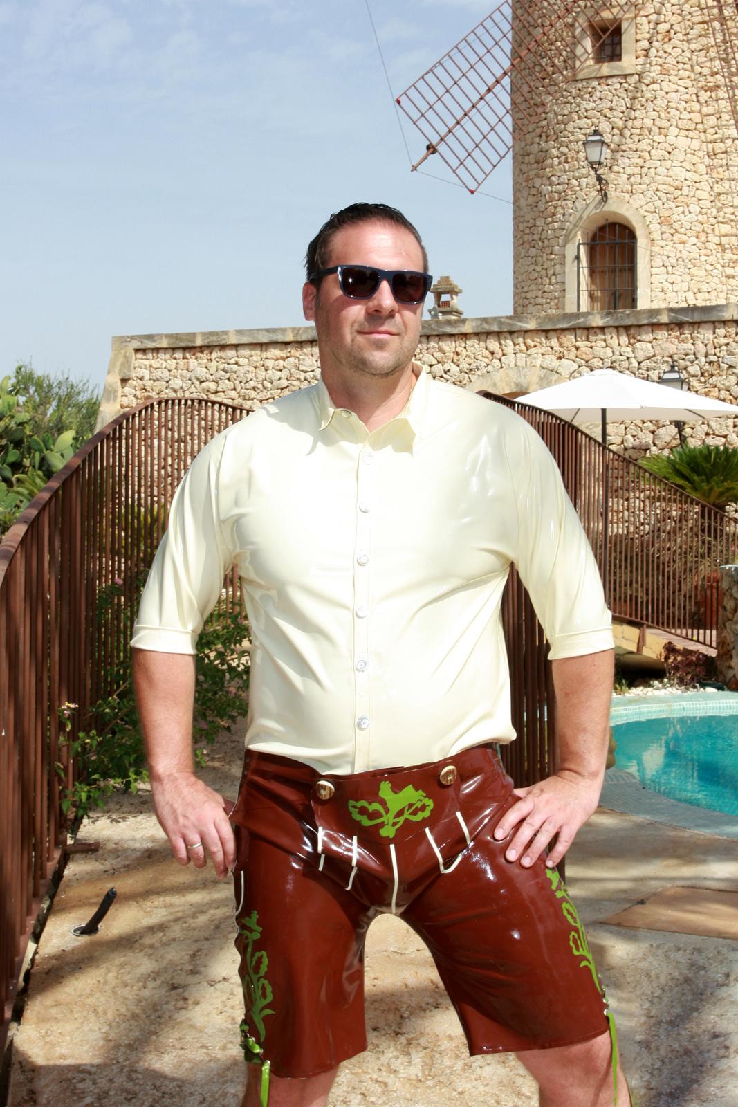 Latex Shirt Mister Oktoberfest