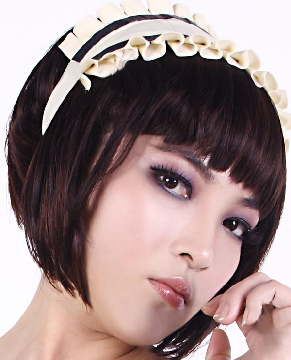 Frilly Maid Headband